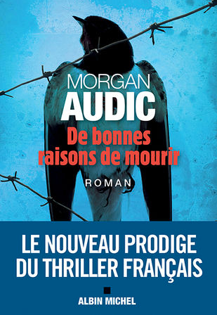 morgan audio, de bonnes raisons de mourir, albin michel