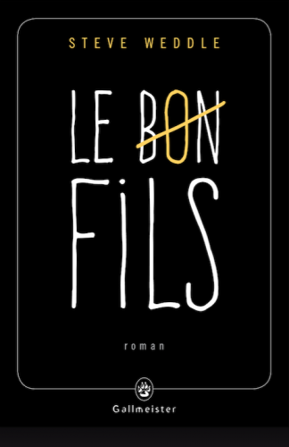 steve weddle, le bon fils, éditions gallmeister, roman noir, usa